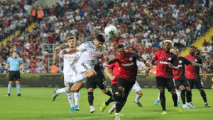Gaziantep - Beşiktaş 7. randevuda