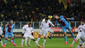 Gençlerbirliği 0 - 2 Trabzonspor
