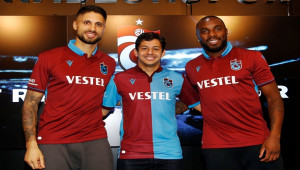 Guilherme, Da Costa ve Messias Trabzonspor'da