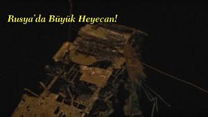 İkinci Dünya Savaşı'nda düşen uçağın enkazı Karadeniz'de