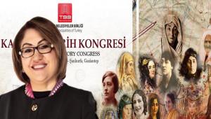 Kadın ve Tarih Kongresi Şanlıurfa'da yapılacak