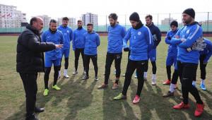 Karaköprü Belediyespor'un yeni hedefi Kızılcabölük