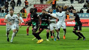 Kasımpaşa 2 - 0 Denizlispor