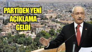Kılıçdaroğlu Urfa'ya gelecek mi?