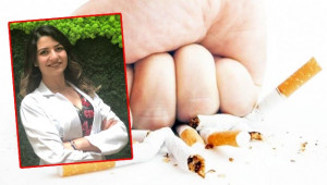 'Kilo almadan sigarayı bırakmak mümkün''