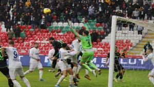 Konyaspor 0 - 0 Kasımpaşa