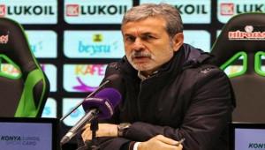 Konyaspor'da Kocaman dönemi sona erdi
