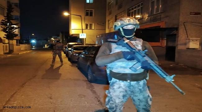 Mafya lideri Yakup Süt ve adamlarına operasyon; 50 gözaltı