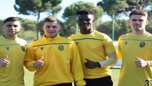Malatyaspor'un ara transfer raporu