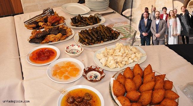 Mardin'in gastronomi rotası oluşturuldu