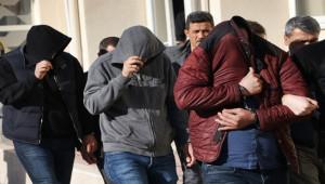 Mersin'de tefeci operasyonu; 10 tutuklama