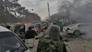 Pakistan'da patlama; 8 ölü, 12 yaralı