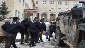 PKK/KCK eş zamanlı operasyon; 16 gözaltı