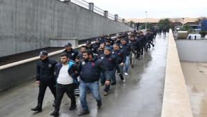 PKK'nın gençlik yapılanmasına 5 tutuklama
