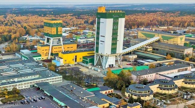Polonya'da bakır madeninde göçük; 1 ölü, 4 yaralı