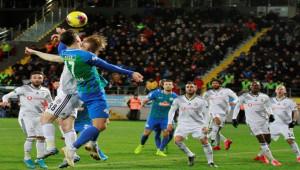 Rizespor 1 - 2 Beşiktaş