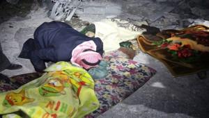 Rus savaş uçakları İdlib'i vurdu; 5 ölü