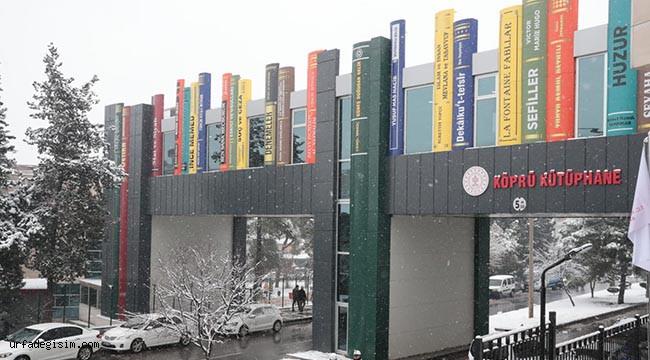 Şanlıurfa'da iki yeni kütüphane açıldı