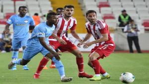Sivasspor - Gaziantep ikinci randevuda