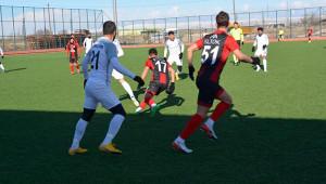Siverek Belediyespor haftayı 3 puanla kapattı