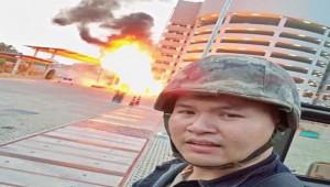 Tayland'da AVM'de katliam; 10 ölü