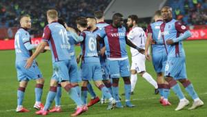 Trabzonspor 5 - 0 Erzurumspor