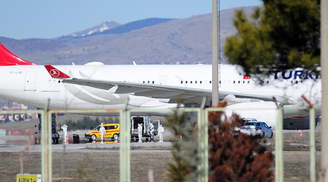 Türkiye'ye gelen yolcular karantinaya alındı