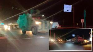 Urfa'dan sınıra sevkiyat devam ediyor