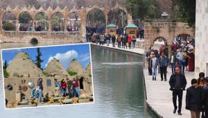 Urfa turizminde bahar bereketi
