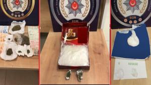 Uyuşturucu operasyonu; 6 tutuklu