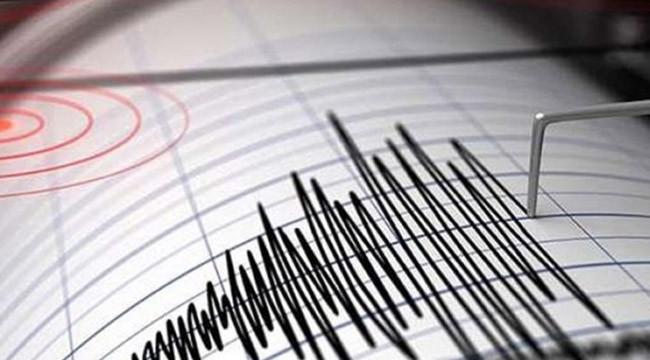 Van'da bir deprem daha yaşandı