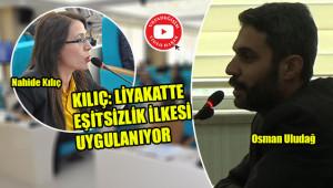Vekil Özcan'ın damadının çalışmalarını aktardı