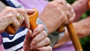 Yaşlı nüfusumuz artıyor