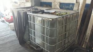 6 bin 750 litre kaçak akaryakıt ele geçirildi