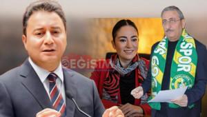 Babacan'ın partisinde yer alacak Urfalı isimler