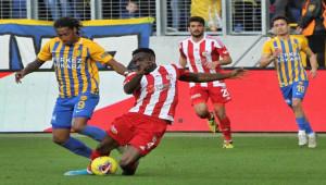 Ankaragücü 0 - 3 Sivasspor