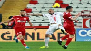 Antalyaspor 1 - 0 Sivasspor