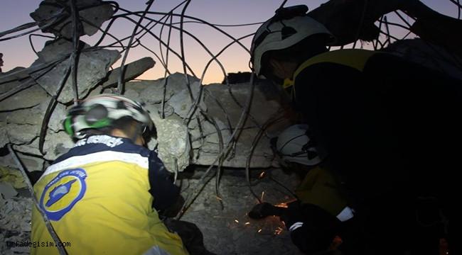 Rus uçakları bir tavuk çiftliğine sığınan sivilleri vurdu; 15 ölü