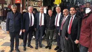 CHP heyeti tekrar Şanlıurfa'ya gelecek