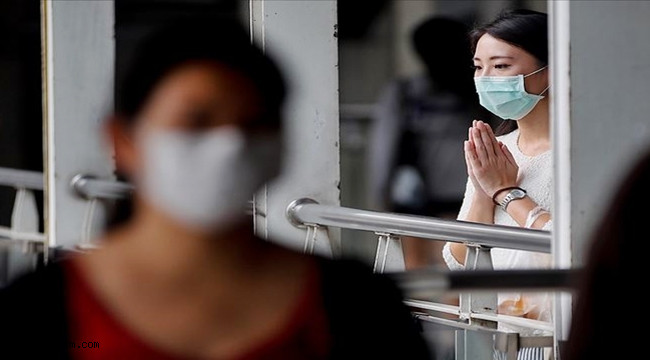 Çin'de Covid-19 salgınında 78 yeni vaka