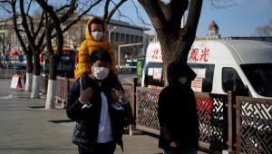 Çin'de korona salgınında ölen sayısı 2 bin 983'e yükseldi