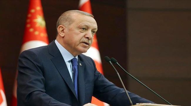 Cumhurbaşkanı Erdoğan Korona virüsle ilgili açıklama