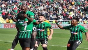 Denizlispor 2 - 0 Malatyaspor