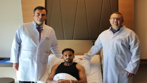 Douglas Santos ameliyat oldu