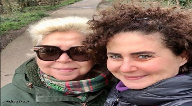 Esra Akkaya, Türkiye'ye  son uçakla gelebildiğini söyledi