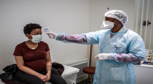 Fransa'da korona virüsü bilançosu; 450 ölü