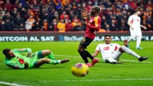 Galatasaray 3 - 0 Gençlerbirliği