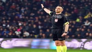 Galatasaray - Beşiktaş maçının hakemi belli oldu