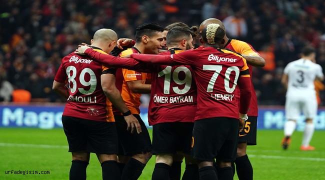 Galatasaray'ın seyircisiz derbide hedefi galibiyet