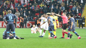 Gaziantep 1 - 1 Trabzonspor